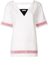 J.W.Anderson loose fit T-shirt