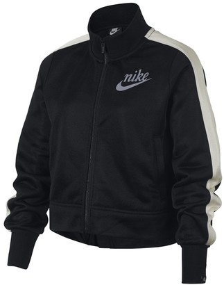Nike Zip-Up Sports Sweatshirt 6-16 Years