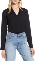 Thumbnail for your product : Halogen V-Neck Top