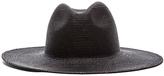 Janessa Leone Rita Straw Hat