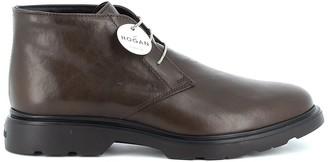 Hogan H393 Derby Desert Boots