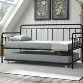 Gracie Oaks Truxton Twin Daybed