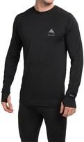 Burton Lightweight Crew Base Layer Top - UPF 40+, Long Sleeve (For Men)