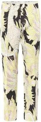 Dries Van Noten Brocade trousers