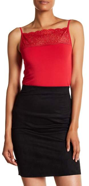 Wolford Lace Tank Top