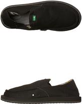 Sanuk Pick Pocket Shoe Black