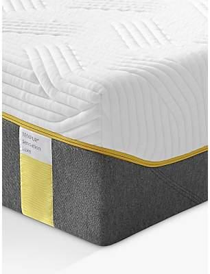 Tempur Sensation Luxe 30 Memory Foam Mattress, Medium, Super King Size