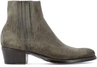 Alberto Fasciani Yara Ankle Boots