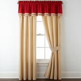 Asstd National Brand Star Paisley 2-Pack Curtain Panels
