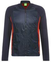 Hugo Boss Bann Cotton Nylon Jacket L Blue