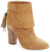 Sigerson Morrison Ferg Tasseled Leather Booties