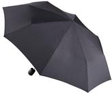 Fulton Stowaway Umbrella, Black