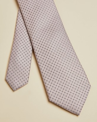 Ted Baker Semi Plain Silk Tie