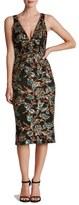 Dress the Population Women's 'Margo' Sequin Midi Dress