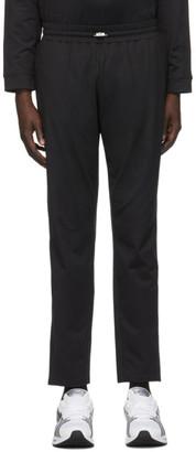 Asics Black Thermopolis Fleece Lounge Pants
