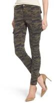Petite Women's Caslon Skinny Cargo Pants