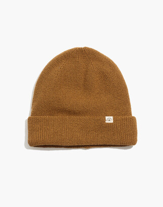 Madewell Recycled Cotton Cuffed Beanie