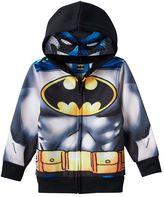Toddler Boy DC Comics Batman Eye Mask Hoodie