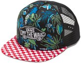 Vans Men's Classic Patch Plus Trucker Hat Cap - Van Doren