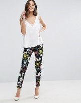 French Connection Botanical Trip Pants
