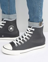 Converse Chuck Taylor All Star Sneaker In Black 153820C