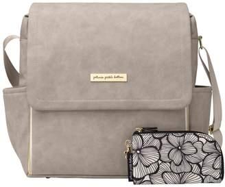Petunia Pickle Bottom Leatherette Diaper Bag