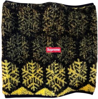 Supreme Multicolour Wool Scarves & pocket squares