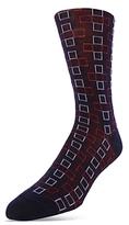 Bruno Magli Boxes Dress Socks