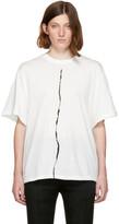 Haider Ackermann White Awuna T-Shirt