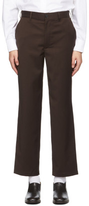 Sunflower Brown Soft Trousers