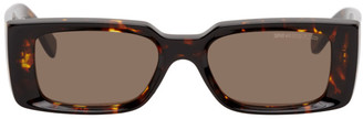 Cutler & Gross Tortoiseshell 1368-04 Sunglasses