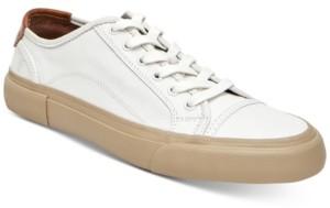 Ludlow Cap-Toe Low Lace Sneakers