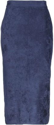 Alberta Ferretti 3/4 length skirts