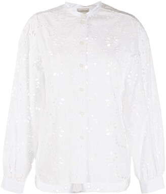 By Malene Birger Broderie Anglaise Blouse