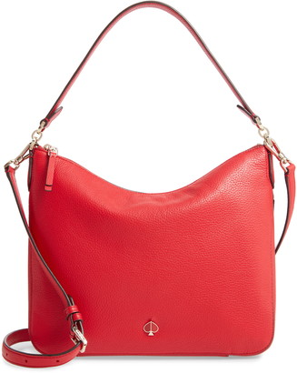 Kate Spade Medium Polly Leather Shoulder Bag