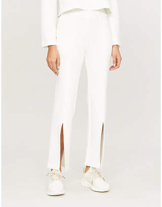 Michi Lair stretch-woven trousers