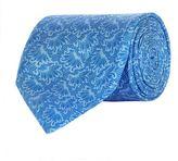 Turnbull & Asser Splashy Waves Silk Tie