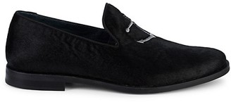 Sperry Anchor Calf Hair Loafers
