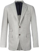 Eleventy multiple pocket blazer