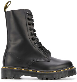 Dr. Martens 1490 Virginia leather boots