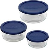 Pyrex 6-Piece Round Bakeware Set