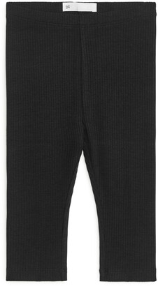 Arket Cotton Lyocell Leggings