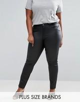 Junarose Coated Skinny Jean