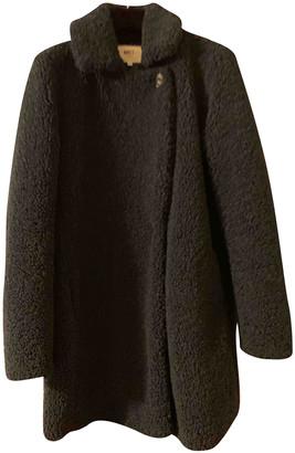 MKT Studio Navy Polyester Coats