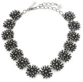 Oscar de la Renta Firework Crystal Necklace
