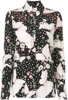 Valentino Butterfly Pop print blouse - women - Silk - 42