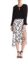 Line & Dot Anais Flare Skirt