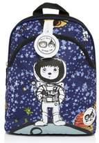 Babymel BabymelTM Zip & Zoe Spaceman Mini Backpack in Blue