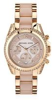 Michael Kors Blair 39mm Chronograph Glitz Watch
