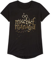 Jerry Leigh Harry Potter Mischeief -T-Shirt-Girls' 7-16